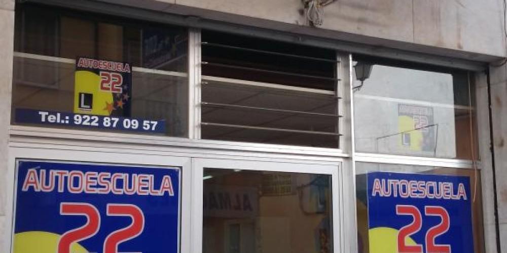 'Autoescuela 22': un nuevo concepto de enseñanza para la obtención del carnet en San Sebastián de La Gomera