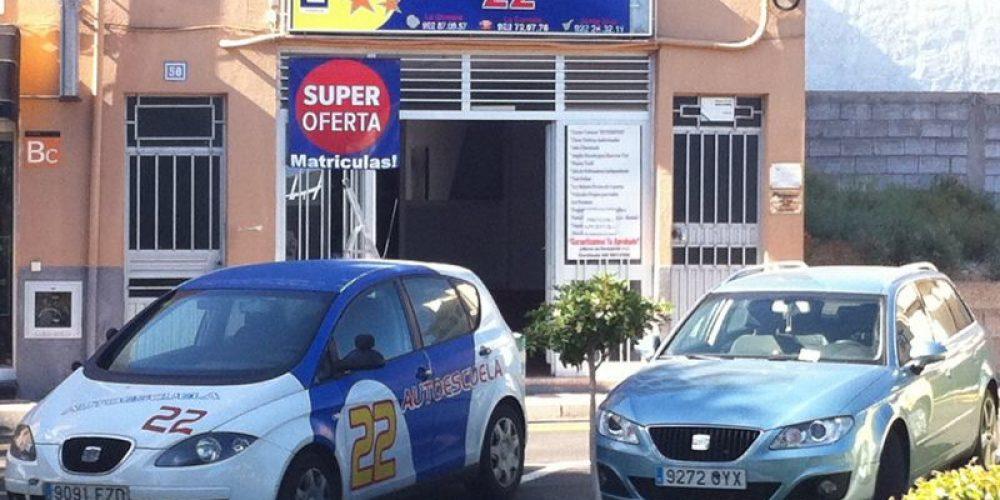 Nueva apertura en Arona, La Camella. Teléfono 922 720 776