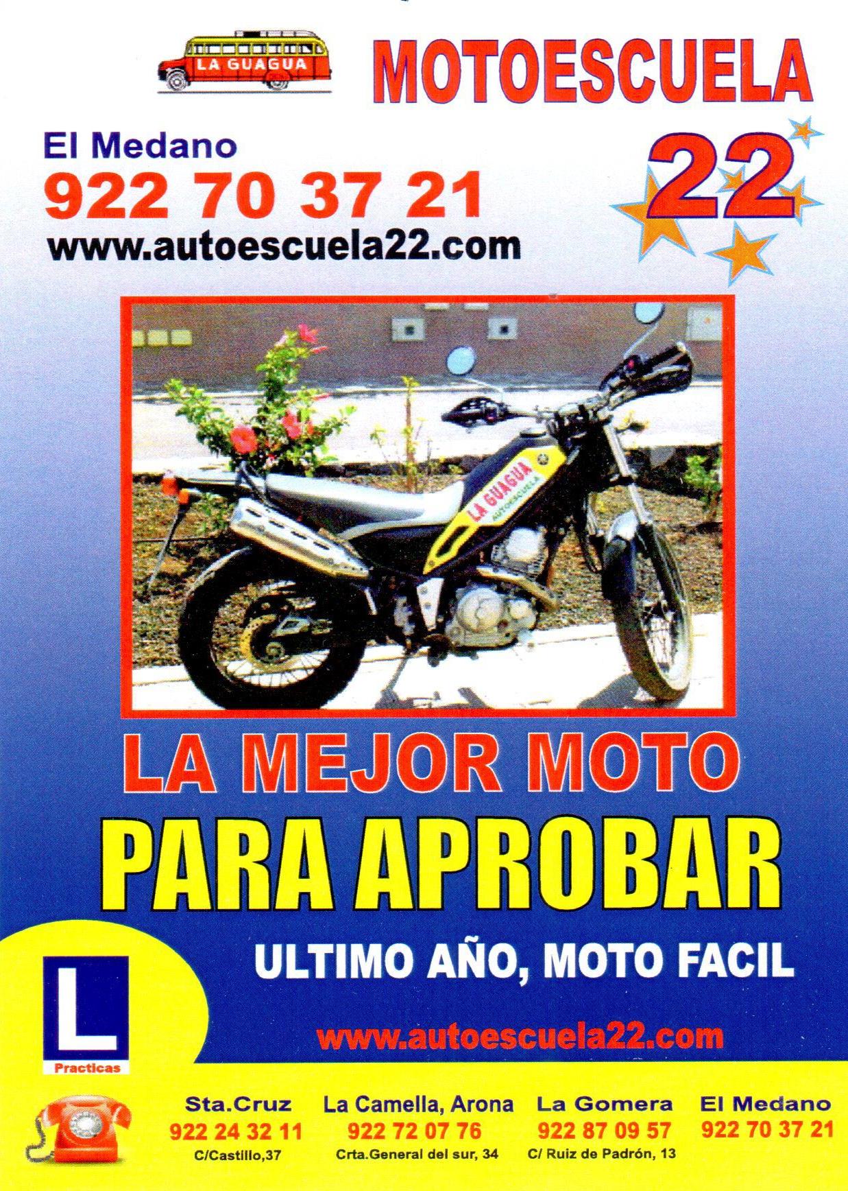 La mejor moto para aprobar